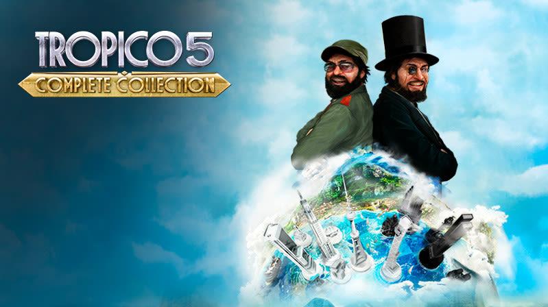 Tropico 5 – Complete Collection