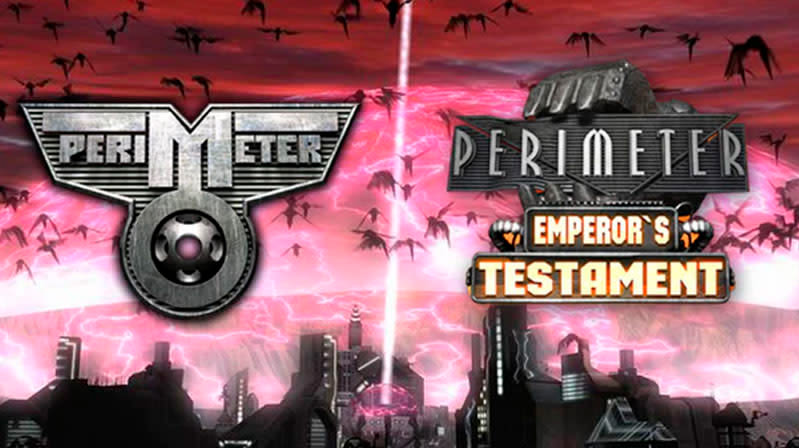 Perimeter + Perimeter: Emperor's Testament