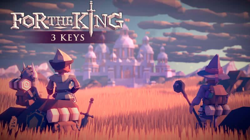 For The King Triple Keys