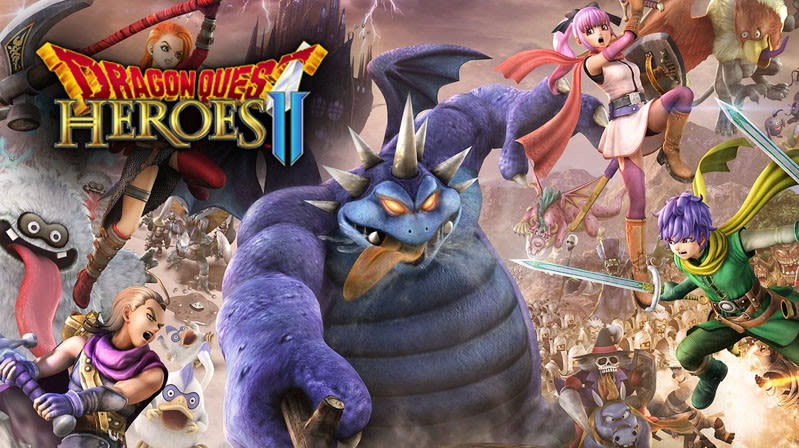 DRAGON QUEST HEROES II: Explorer's Edition