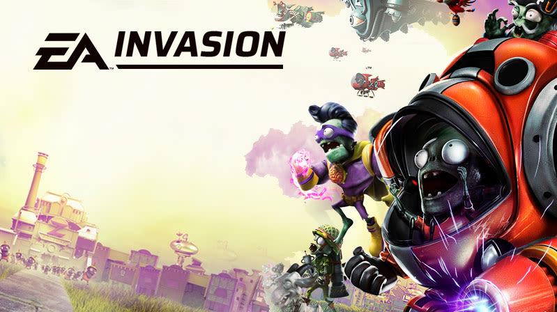 EA Invasion