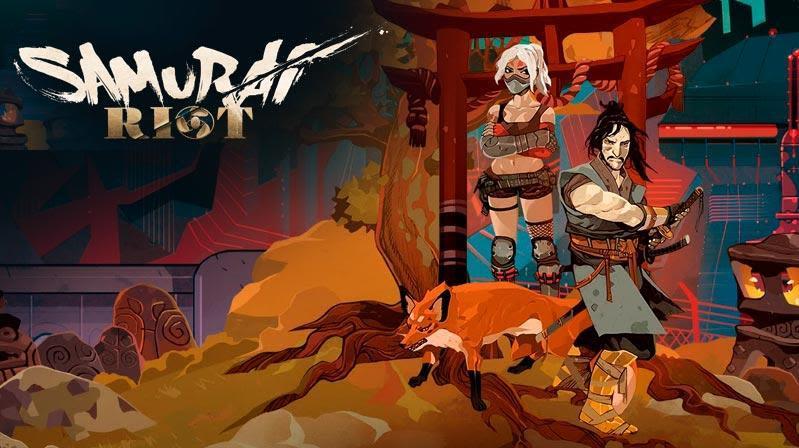 Samurai Riot