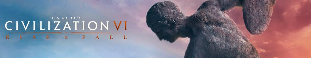 Sid Meier's Civilization VI - Rise and Fall