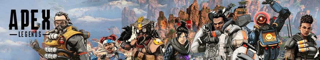 APEX LegendsDive into the next generation of Battle Royale mode!