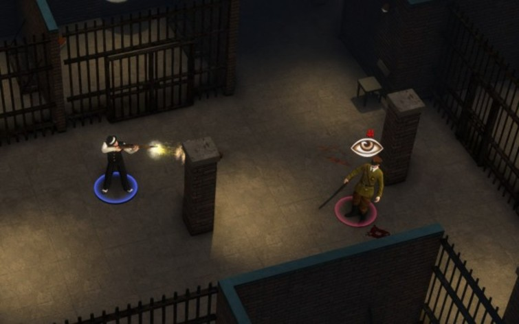Screenshot 1 - Omerta: City of Gangsters: Damsel in Distress