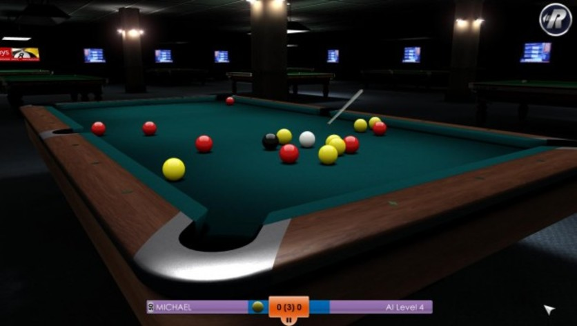 Screenshot 8 - International Snooker