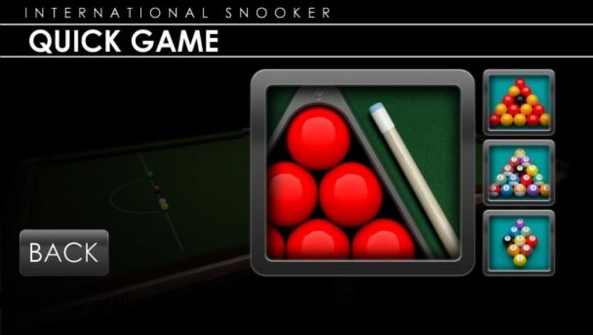 Screenshot 10 - International Snooker