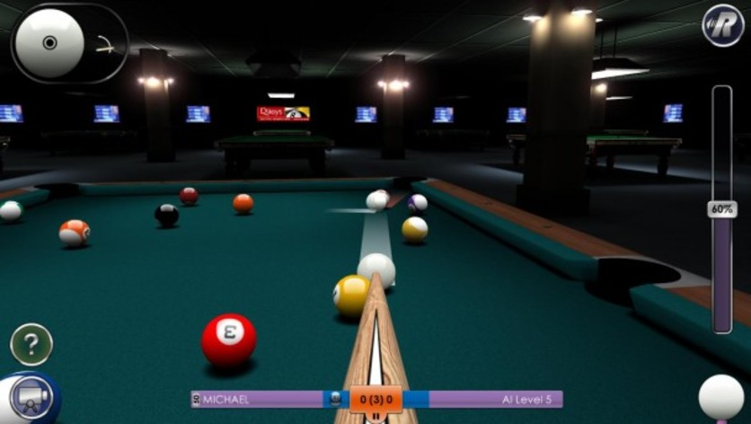 Screenshot 3 - International Snooker