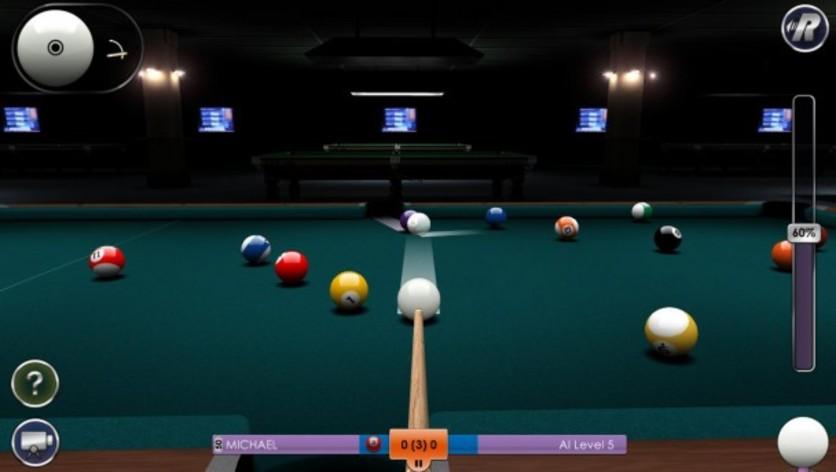 Screenshot 11 - International Snooker