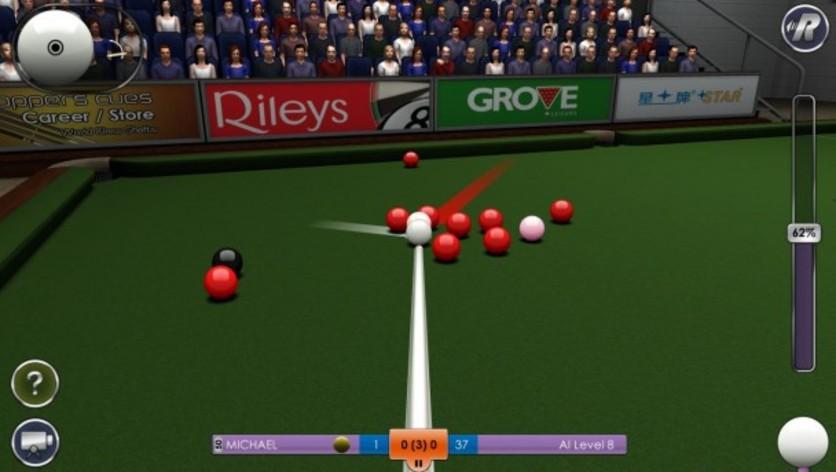Screenshot 4 - International Snooker