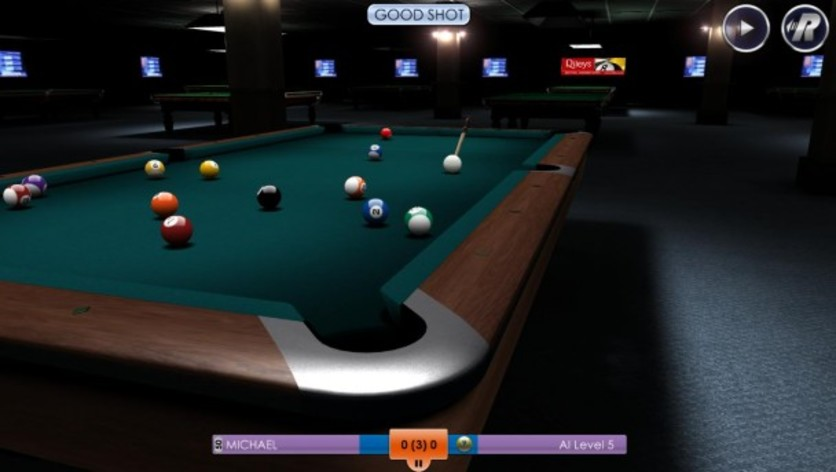 Screenshot 2 - International Snooker