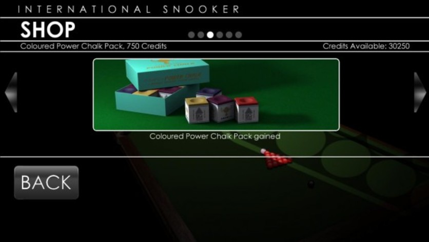 Screenshot 6 - International Snooker