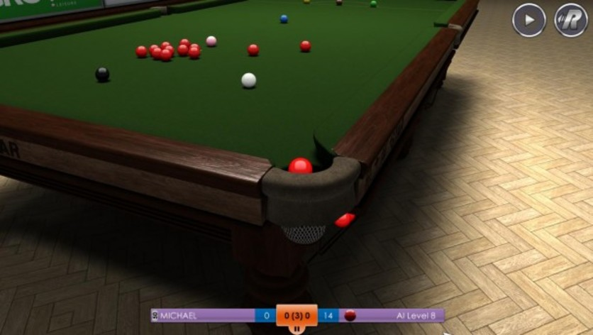 Screenshot 5 - International Snooker