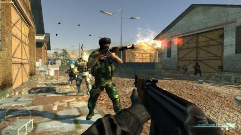 Screenshot 5 - Manhunter
