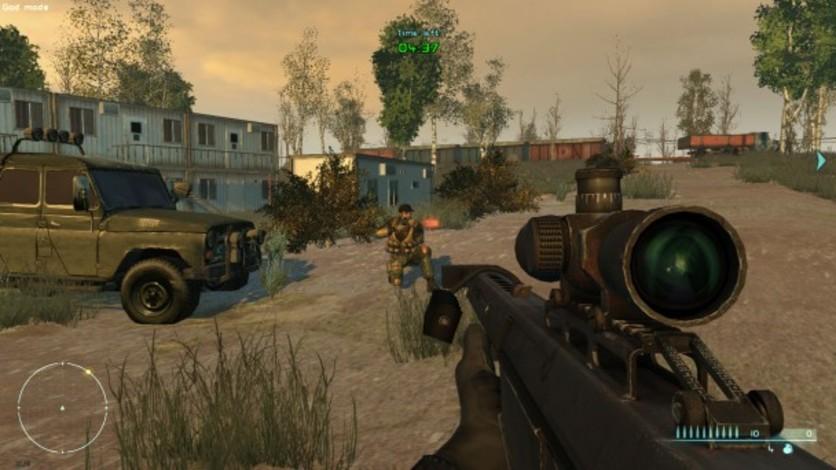 Screenshot 1 - Manhunter