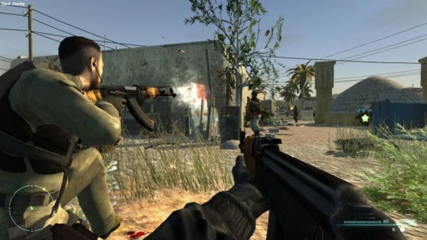 Screenshot 6 - Manhunter