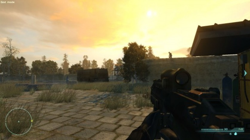 Screenshot 3 - Manhunter