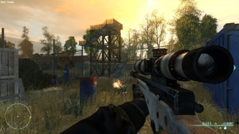 Screenshot 4 - Manhunter