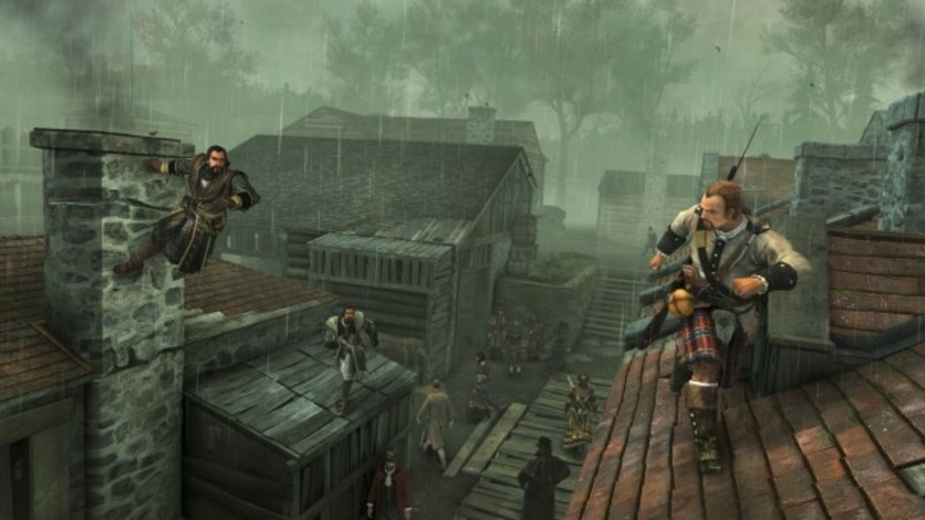 Screenshot 2 - Assassin's Creed 3 - The Battle Hardened Pack