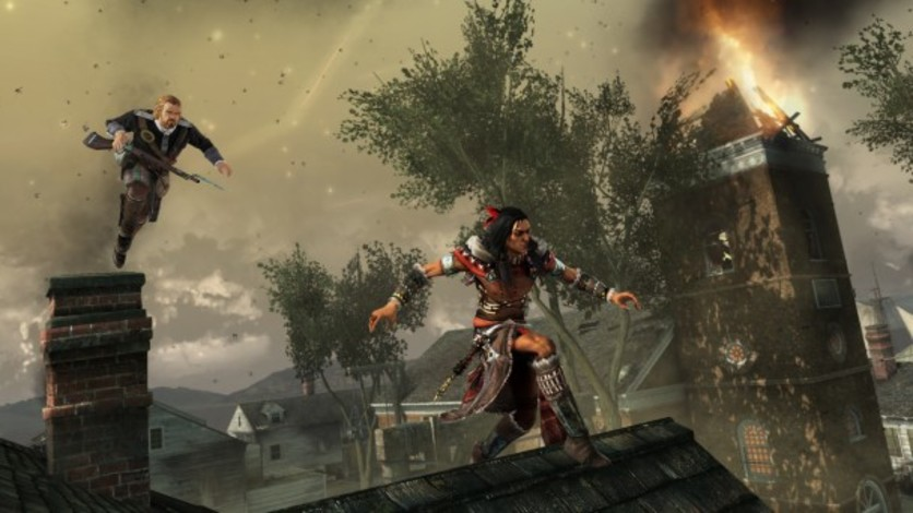 Screenshot 1 - Assassin's Creed 3 - The Battle Hardened Pack