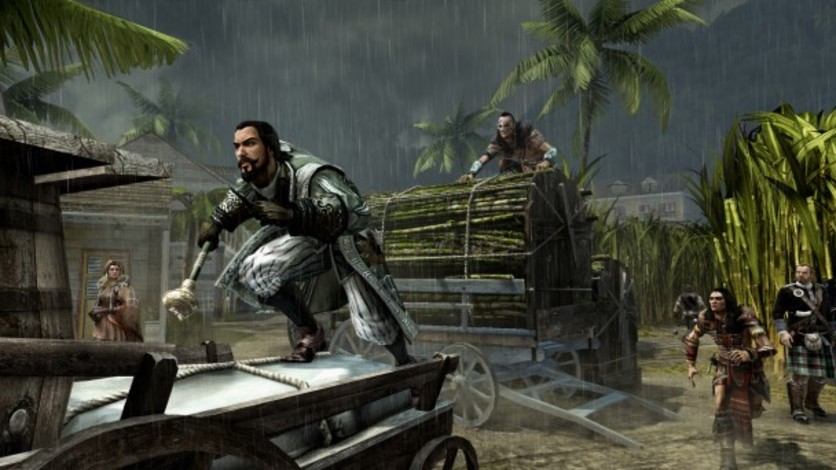 Screenshot 3 - Assassin's Creed 3 - The Battle Hardened Pack