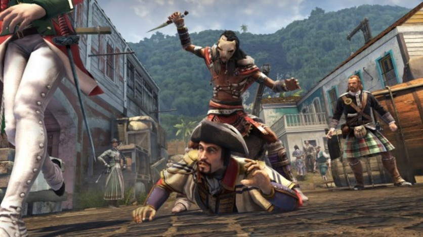 Screenshot 4 - Assassin's Creed 3 - The Battle Hardened Pack