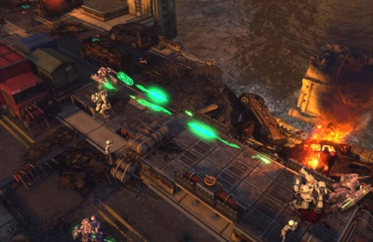 Screenshot 3 - XCOM: Enemy Within