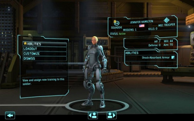 Screenshot 5 - XCOM: Enemy Within