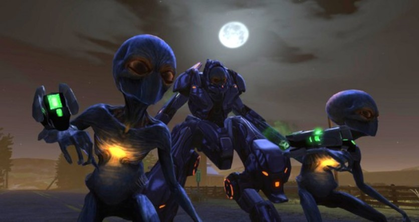 Screenshot 7 - XCOM: Enemy Within