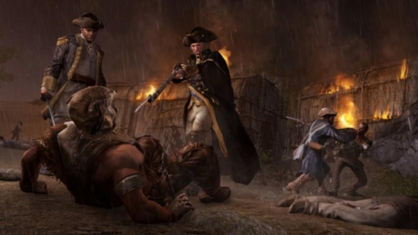 Screenshot 4 - Assassin's Creed 3 - The Tyranny of King Washington - The Infamy