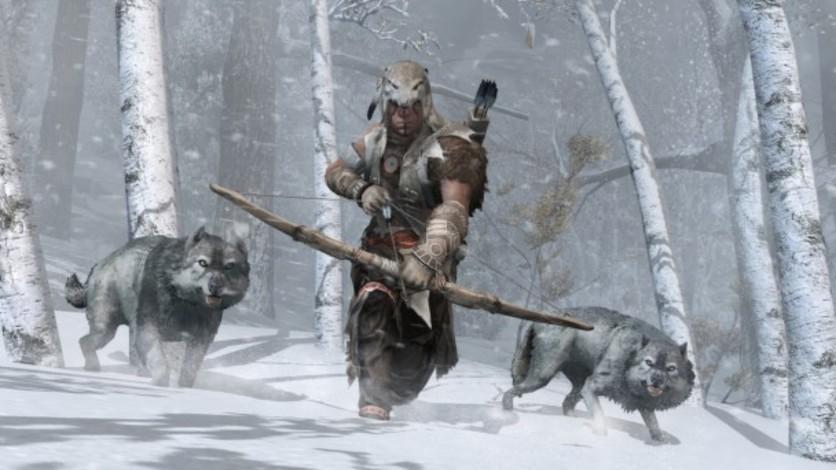 Screenshot 3 - Assassin's Creed 3 - The Tyranny of King Washington - The Infamy