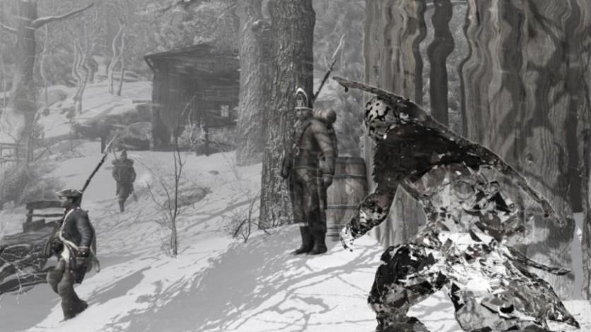 Screenshot 1 - Assassin's Creed 3 - The Tyranny of King Washington - The Infamy