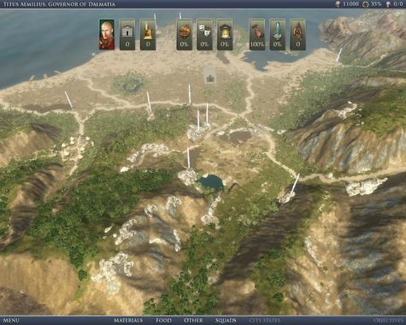 Screenshot 2 - Grand Ages: Rome