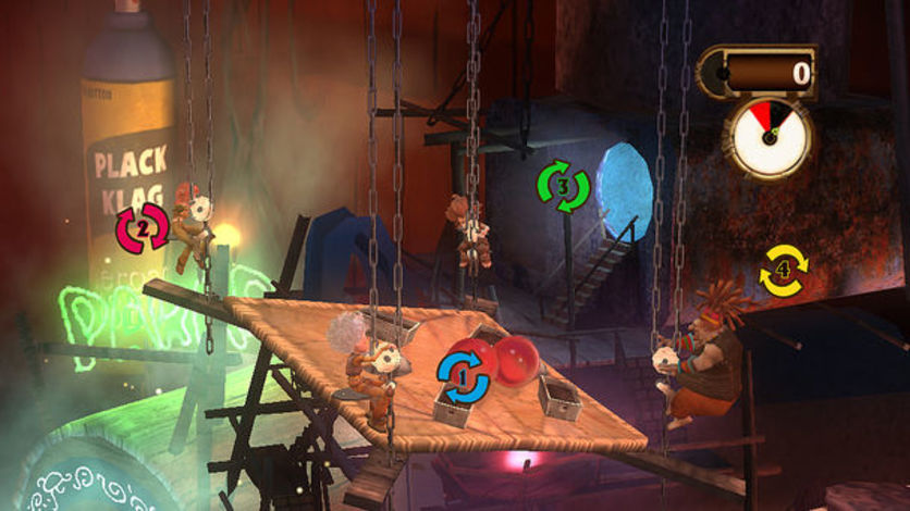 Screenshot 4 - Arthur and the Revenge of Maltazard