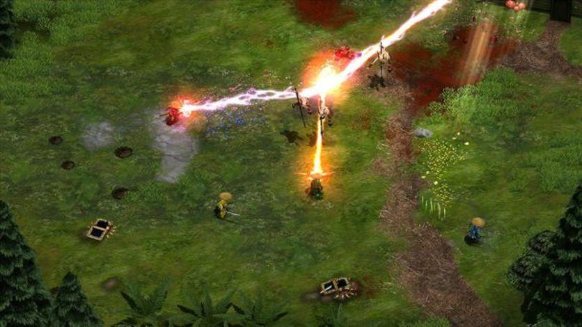 Screenshot 1 - Magicka: Nippon