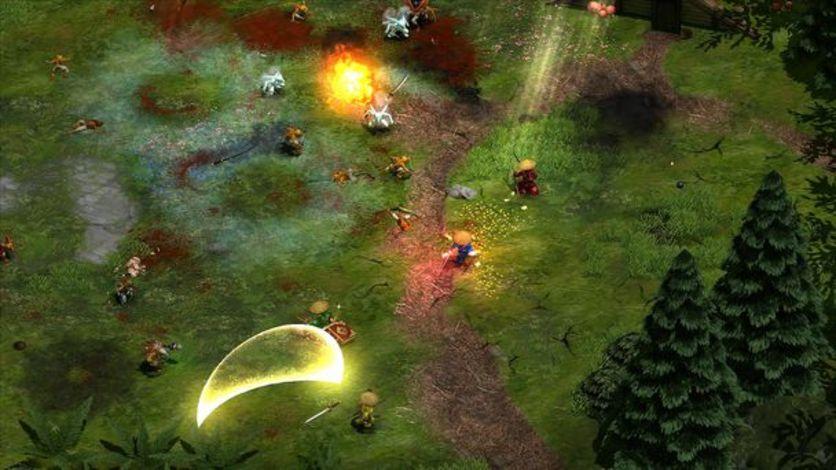 Screenshot 6 - Magicka: Nippon