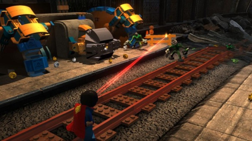 Screenshot 5 - LEGO Batman 2: DC Super Heroes