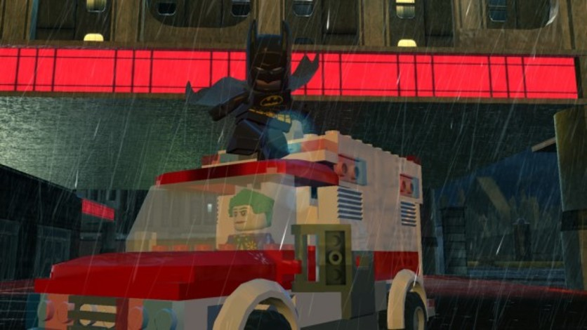 Screenshot 7 - LEGO Batman 2: DC Super Heroes
