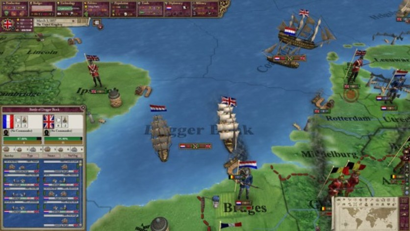 Screenshot 4 - Victoria II: Heart of Darkness