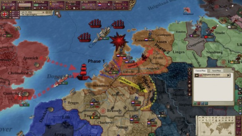 Screenshot 8 - Victoria II: Heart of Darkness