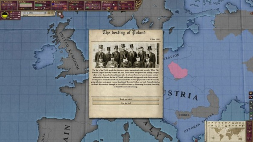 Screenshot 6 - Victoria II: Heart of Darkness