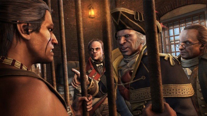 Screenshot 5 - Assassin's Creed 3 - The Tyranny of King Washington - The Betrayal
