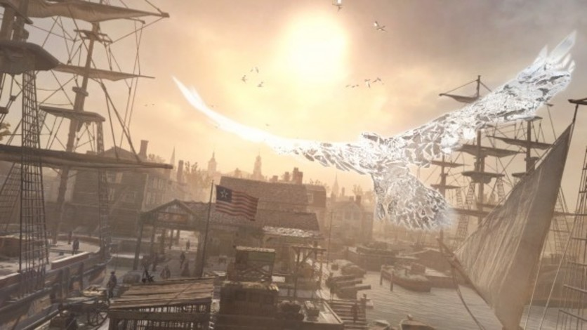 Screenshot 1 - Assassin's Creed 3 - The Tyranny of King Washington - The Betrayal