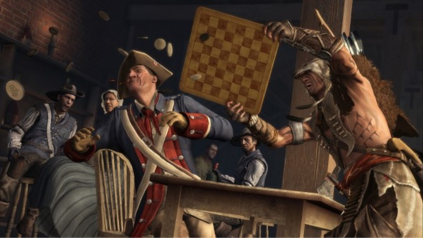 Screenshot 3 - Assassin's Creed 3 - The Tyranny of King Washington - The Betrayal