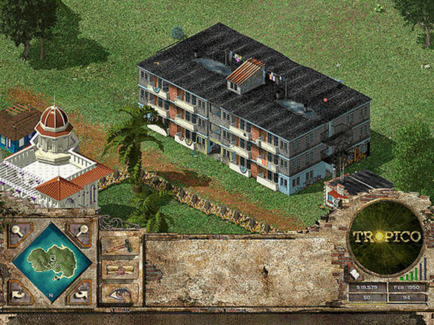 Screenshot 4 - Tropico Reloaded