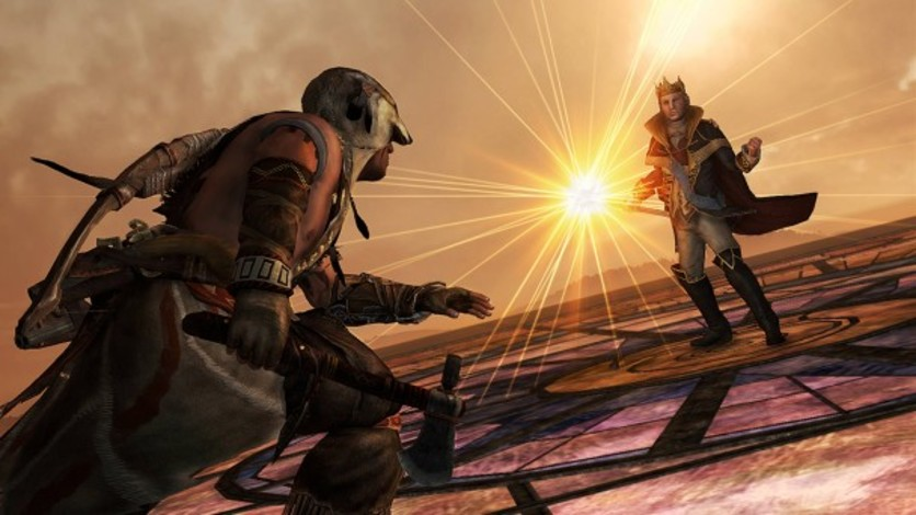 Screenshot 2 - Assassin's Creed 3 - The Tyranny of King Washington - The Redemption