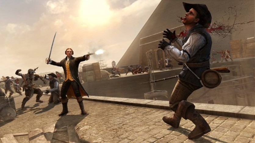 Screenshot 1 - Assassin's Creed 3 - The Tyranny of King Washington - The Redemption