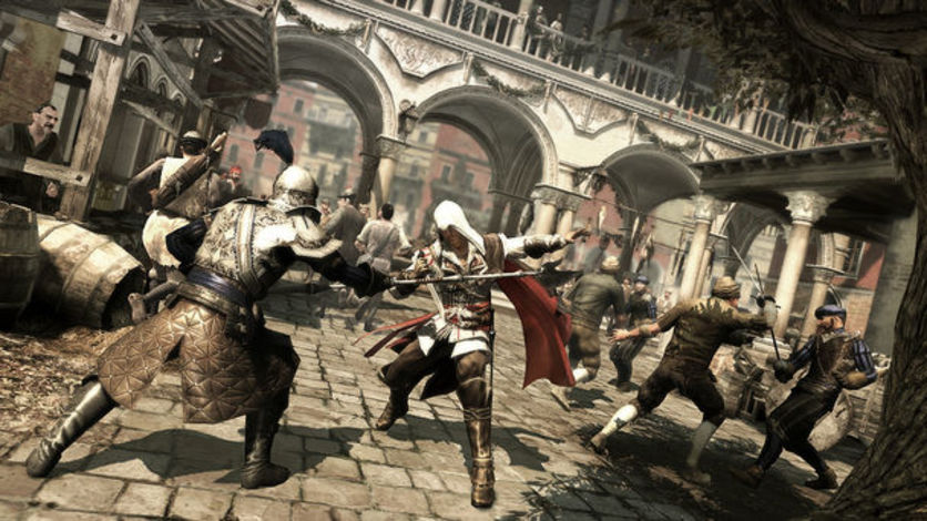Screenshot 5 - Assassin's Creed II Edição Digital Deluxe