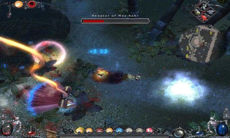 Screenshot 2 - Dawn of Magic 2