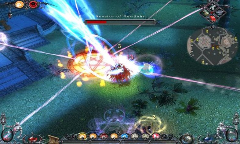 Screenshot 4 - Dawn of Magic 2
